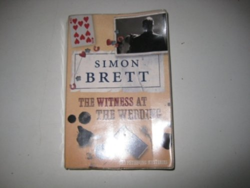 9780330519649: The Witness at the Wedding