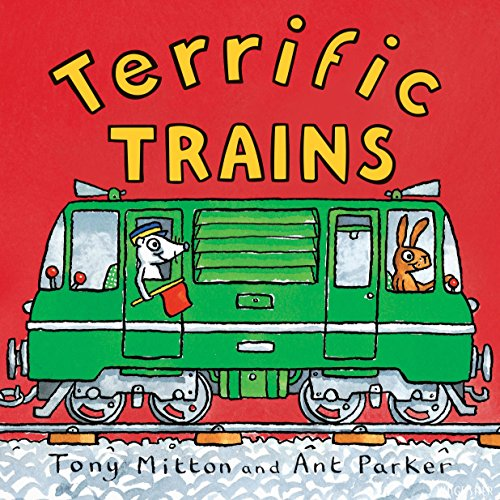 9780330520072: Amazing Machines: Terrific Trains