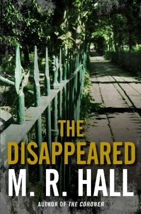 Disappeared (Jenny Cooper 2): Hall, M R