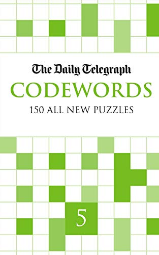 9780330520812: The Daily Telegraph Codewords 5 (Daily Telegraph's Codewords)