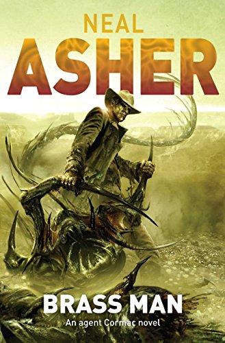 Brass Man: Asher; Asher, Neal L.
