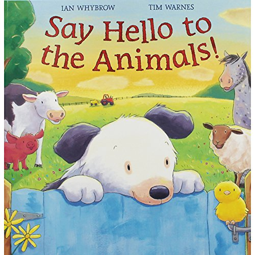 9780330521475: Say Hello To The Animals