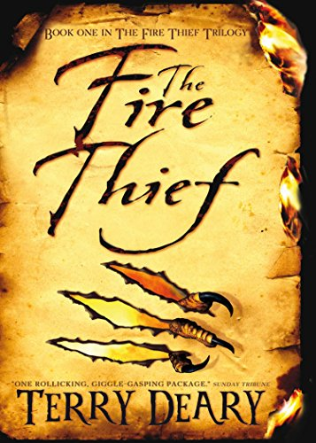 9780330521635: The Fire Thief