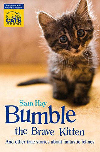 9780330521819: Bumble the Brave Kitten: In association with Cats Protection