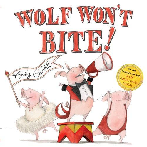 9780330522212: Wolf Won't Bite!