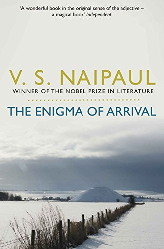 9780330522861: The Enigma of Arrival: A Novel in Five Sections