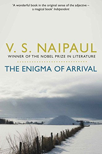 9780330522861: Enigma of Arrival: A Novel in Five Sections