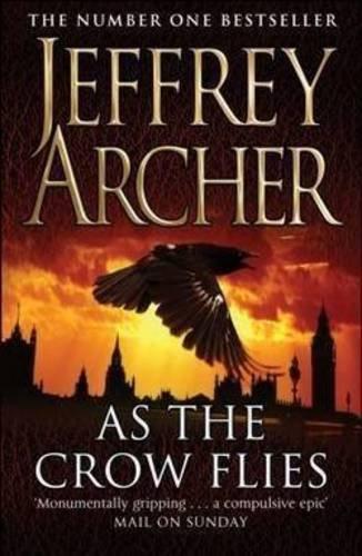 9780330523172: As the Crow Flies