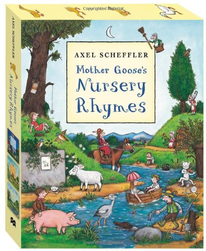 Mother Goose Nursery Rhymes Boxed Set: Various