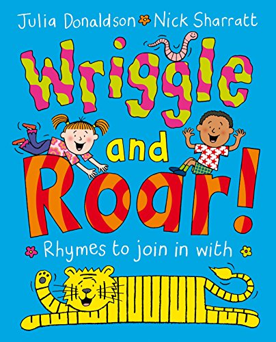 9780330531658: Wriggle and Roar Big Book