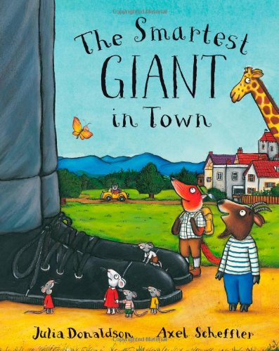 9780330532488: The Smartest Giant In Town