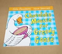 9780330532501: Chocolate Mousse for Greedy Goose
