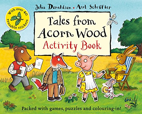 9780330534246: Tales from Acorn Wood Activity Book