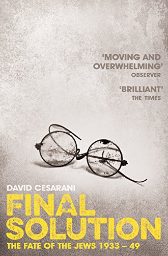 9780330535373: Final Solution: The Fate of the Jews 1933-1949