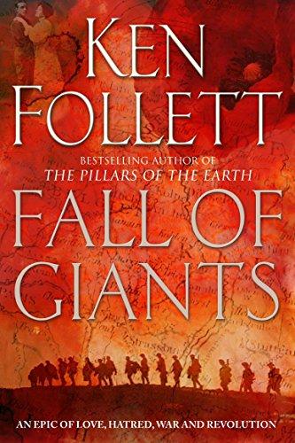 9780330535441: Fall of giants: 1/3