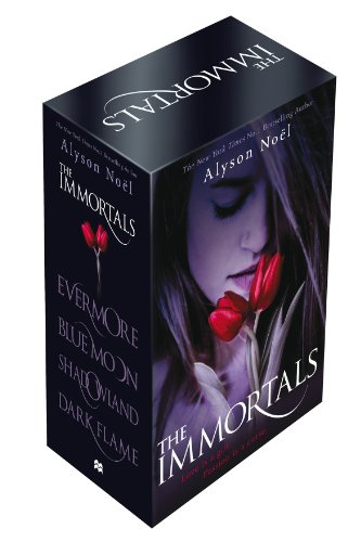9780330537605: Immortals - 4 Book Box Set [Box set] by Alyson Noel