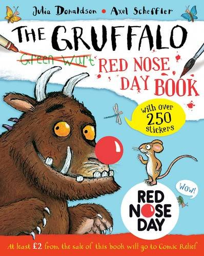 9780330538701: The Gruffalo Red Nose Day Book
