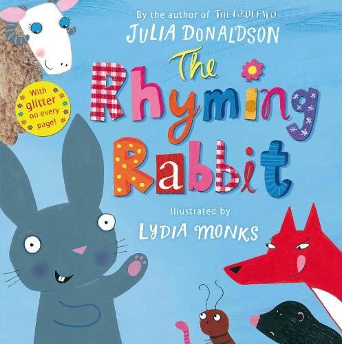 9780330544016: The Rhyming Rabbit