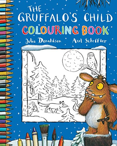 9780330544061: The Gruffalo's Child Colouring Book