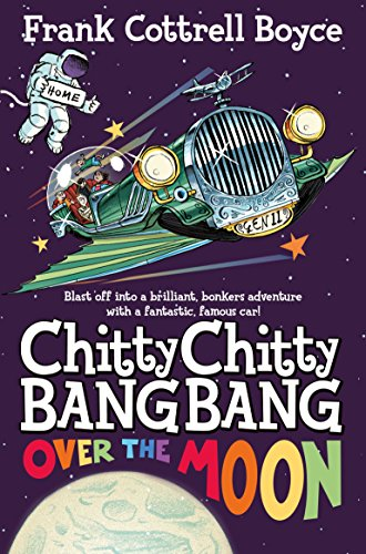 9780330544214: Chitty Chitty Bang Bang Over the Moon