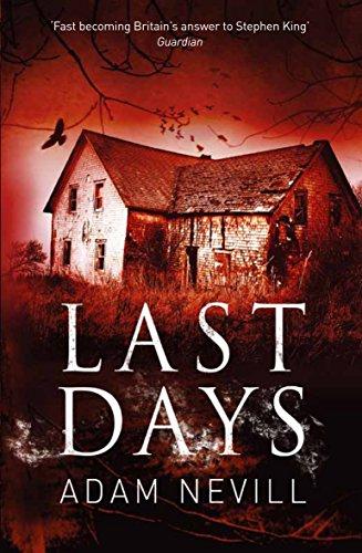 Last Days: Nevill, Adam