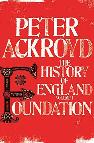 9780330544283: The History of England Volume I, . Foundation