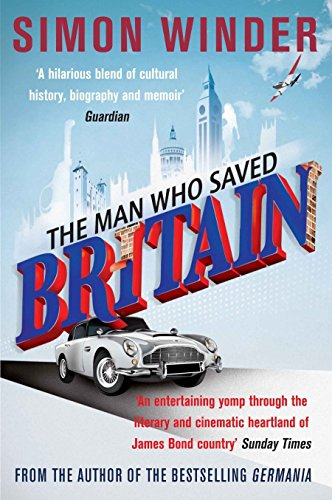 9780330544450: Man Who Saved Britain