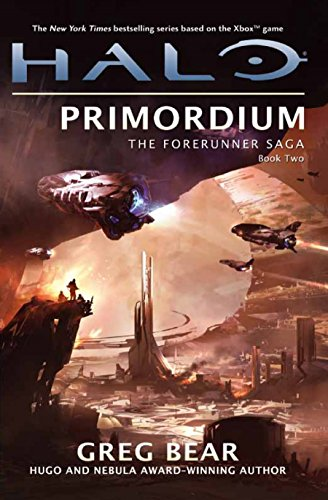 9780330545631: Halo: Primordium: Book Two of the Forerunner Trilogy (Forerunner Trilogy 2)
