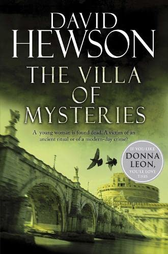 Villa of Mysteries (0330545698) by Hewson, David