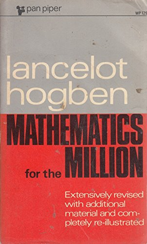 9780330631297: Mathematics For The Million