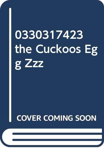 9780330700214: 0330317423 the Cuckoos Egg Zzz