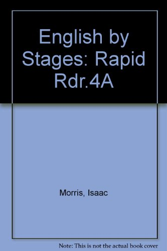 9780333001059: English by Stages: Rapid Rdr.4A