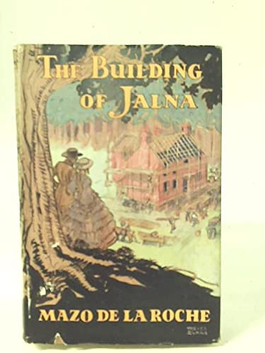 9780333002148: The Building of Jalna