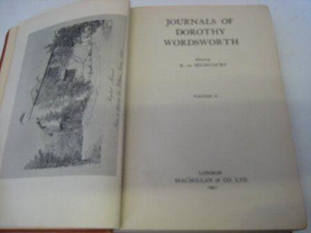 9780333003343: Journals of Dorothy Wordsworth