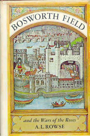 9780333003459: Bosworth Field And The Wars Of The Roses