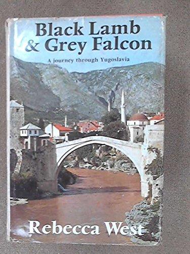 9780333004180: Black Lamb and Grey Falcon