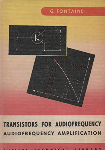 9780333011171: Transistors for Audiofrequency