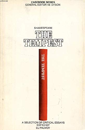 tempest critical essay The tempest is actually classified in shakespeare's first folio as a comedy, which would be fine enough, except this play has certain elements that are peculiar to a.