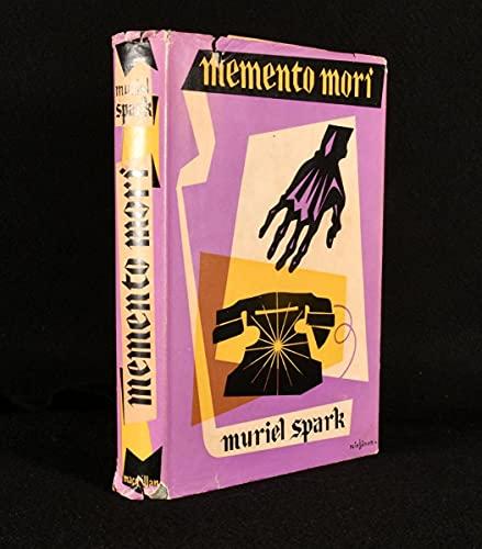 9780333015803: Memento Mori