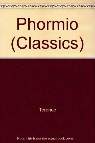 9780333019528: Phormio (Classics)