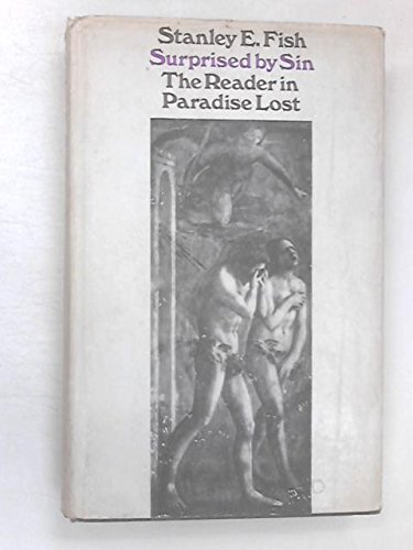 9780333021095: Surprised by Sin The Reader in Paradise Lost