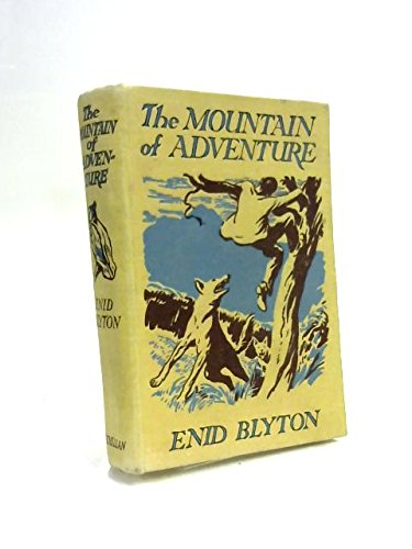 9780333021255: The mountain of adventure
