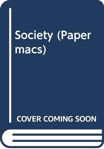 Society (Papermacs): MacIver, Robert M.,
