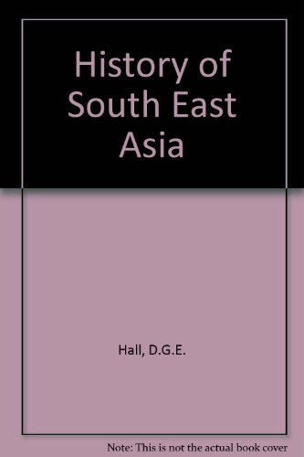 9780333026847: History of South East Asia