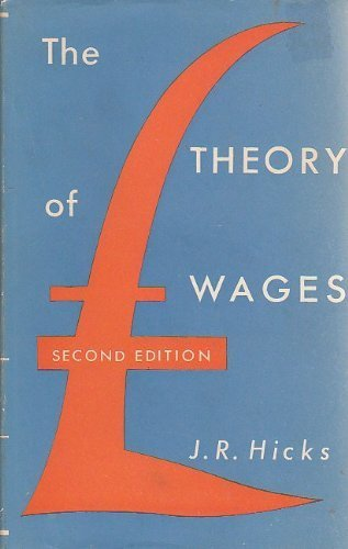 9780333027646: The Theory of Wages
