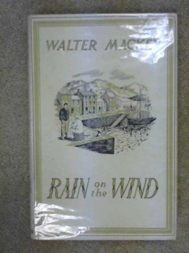 9780333034996: Rain on the Wind