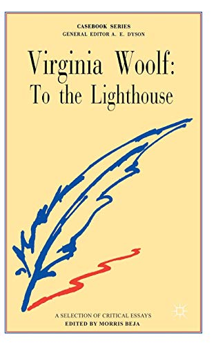9780333036891: Virginia Woolf: To the Lighthouse (Casebooks Series)