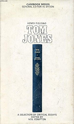 """Henry Fielding's """"Tom Jones"""" (Casebook)"""