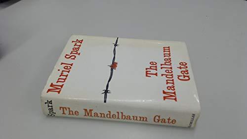 The Mandelbaum Gate: Spark, Muriel