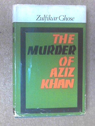 9780333041741: Murder of Aziz Khan